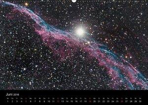 Atemberaubender Weltraum (Wandkalender 2016 DIN A2 quer)