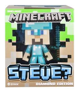 Minecraft - Vinyl Diamond Steve Figur - ca. 15 cm