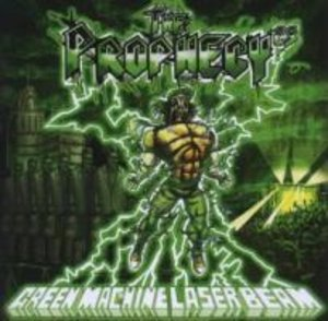Green Machine Laser Beam
