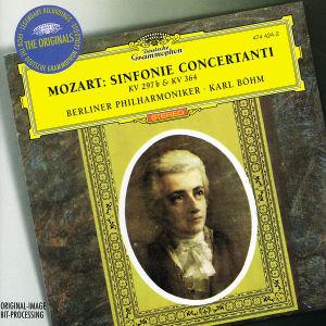 Sinfonie Concertanti KV 297,364