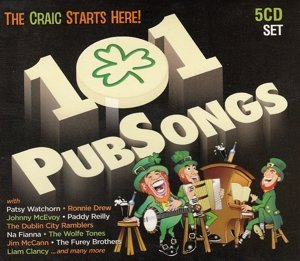 101 Irish Pup Songs