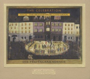 The Brandenburg Concertos-The Celebration