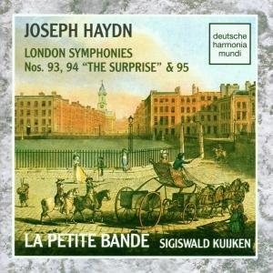 Sinfonien 93,94,95