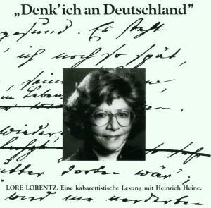 Denk Ich An Deutschland