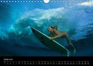 Surfing (Wall Calendar 2016 DIN A4 Landscape)