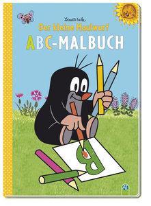 ABC-Malbuch Der kleine Maulwurf