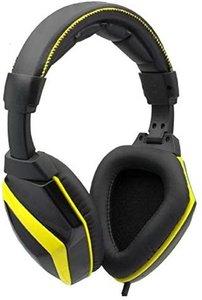snakebyte - Python 3400S Stereo Headset, Kopfhörer mit Mikrofon