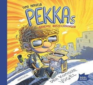 Pekkas geheime Aufzeichnungen 01. Der komische Vogel