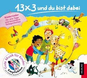 Ruth Schneidewind, 13x3 und du bist dabei