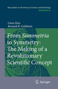From Summetria to Symmetry