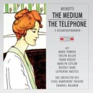 The Medium/The Telephone