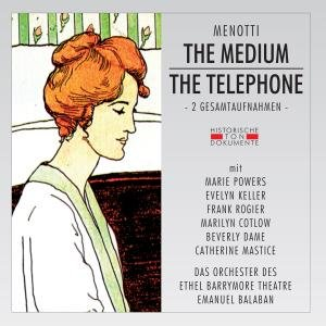 The Medium/The Telephone