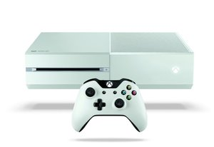 Microsoft Xbox One Konsole - 500 GB - Weiss - inkl. Sunset Overd