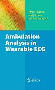 Ambulation Analysis in Wearable ECG