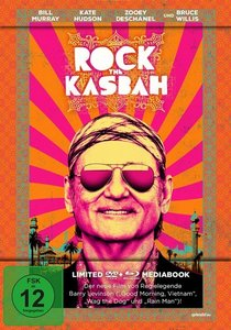 Rock the Kasbah. Limited Mediabook
