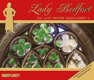Das Lady Bedfort Krimi-Archiv 4