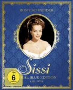 Sissi 1-3. Royal Blue Edition