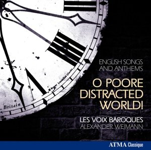 O Poore Distracted World-english Songs And Anthems