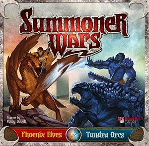 Heidelberger PH120 - Summoner Wars: Starter Set Phoenix Elves v