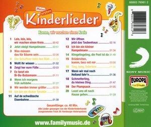 Meine ersten Kinderlieder-Komm,wir machen einen