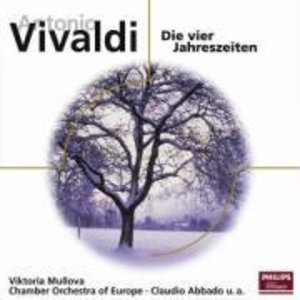 Die vier Jahreszeiten. Klassik-CD