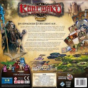 Heidelberger HE451 - Runewars - Kampf um Terrinoth - Neuauflage