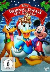 Weihnachtsspass mit Donald