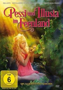 Pessi und Illusia im Feenland