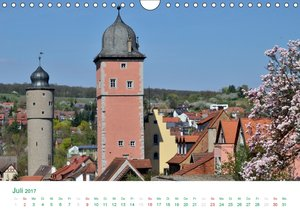 Ochsenfurt - Türme, Tore und Fachwerk