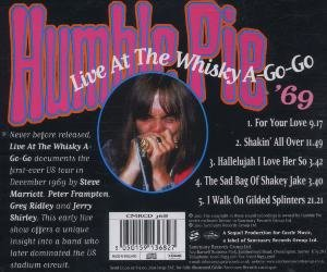 LIVE AT THE WHISKEY A GOGO 69