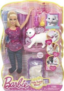 Mattel Barbie Barbie & Stubenreines Kätzchen
