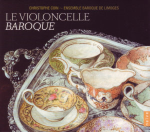 Le violoncelle baroque-The Baroque Cello