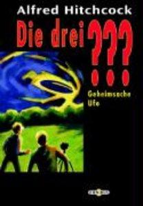 Die drei ???. Geheimsache Ufo. (drei Fragezeichen)
