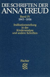 Die Schriften der Anna Freud 04