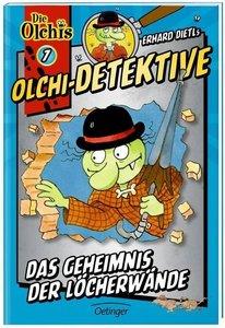 Olchi-Detektive 07. Das Geheimnis der Löcherwände