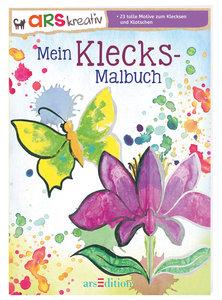 Mein Klecks-Malbuch