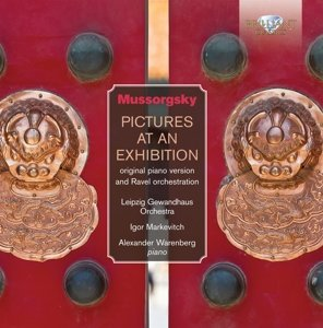 Pictures at an Exhibition / +
