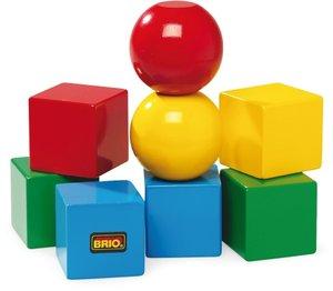 BRIO Magnetische Bausteine