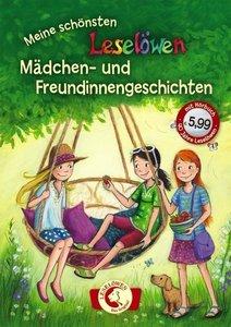 Leselöwen - das Original: Meine schönsten Leselöwen-Mädchen- und