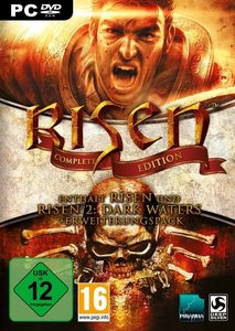 Risen 1 + 2 Complete Edition. Für Windows XP