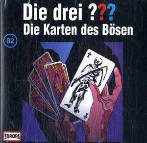 Die drei ??? 082. Die Karten des Bösen. (drei Fragezeichen). CD