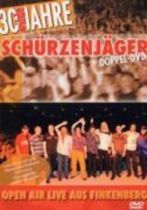 Schürzenjäger - 30 Wilde Jahre - Open Air Live aus Finkenberg