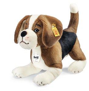 Steiff 076954 - Benny Beagle, 26 cm