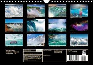 Niagarafälle - American Falls und Horseshoe Fall