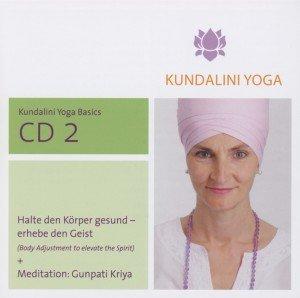 Kundalini Yoga Basics Vol.2