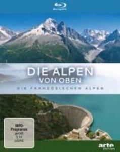 Die Alpen von oben-Die französchisen Alpen