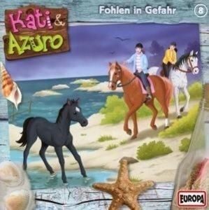 Kati & Azuro 08. Fohlen in Gefahr