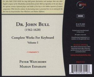 Sämtliche Werke Für Tasteninstrumente Vol.1