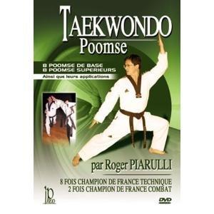 Taekwondo poomse