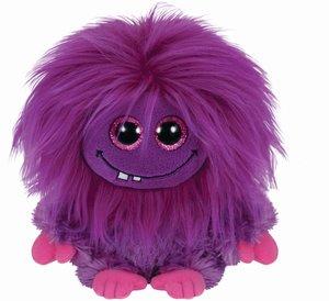 Ty Lola Buddy-lila Frizzy, ca. 24 cm